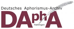 Logo DAphA